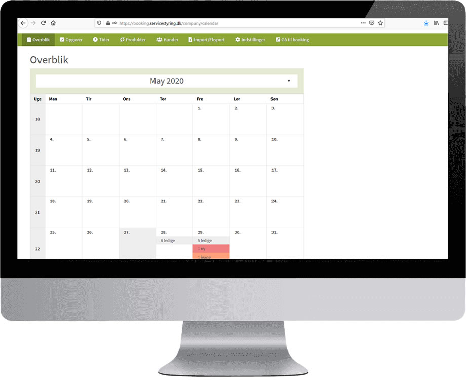 Kalender View